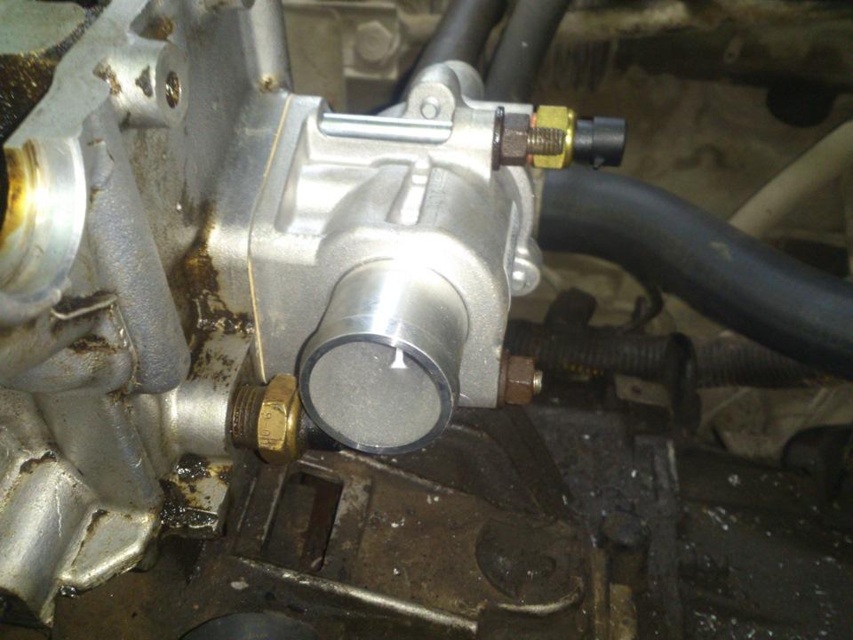 Фото №9 - как отремонтировать термостат на ВАЗ 2110
