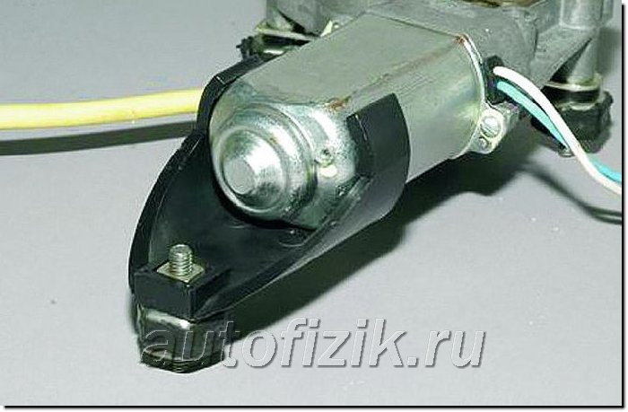 Фото №5 - электропривод стеклоподъемника ВАЗ 2110