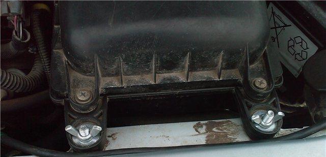 Фото №9 - замена гофры воздушного фильтра ВАЗ 2110
