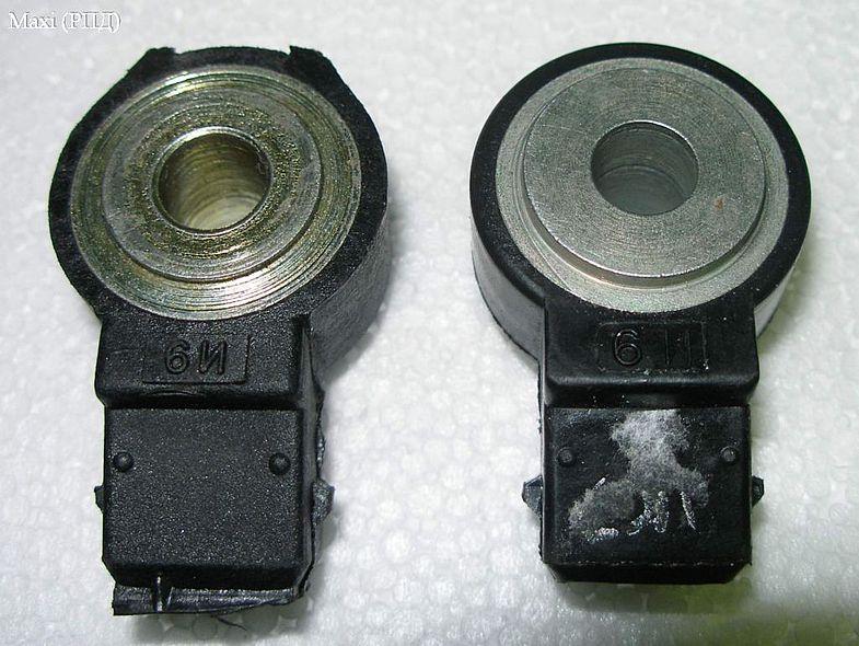 Фото №9 - как менять датчик детонации ВАЗ 2110