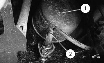 Фото №22 - почему масло попадает в воздушный фильтр ВАЗ 2110
