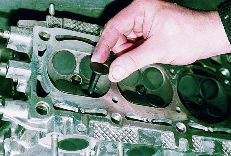 Фото №11 - неисправности ВАЗ 2110 инжектор 8 клапанов