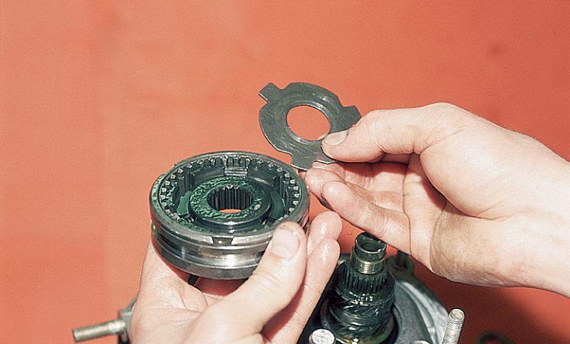 Фото №27 - ВАЗ 2110 ремонт коробки