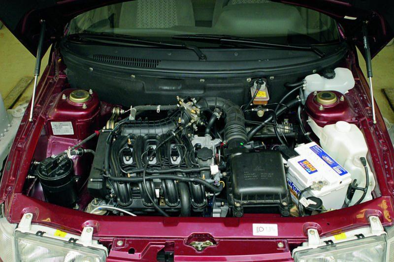 Фото №14 - ВАЗ 2110 16 клапанов двигатель 1 6 датчик детонации
