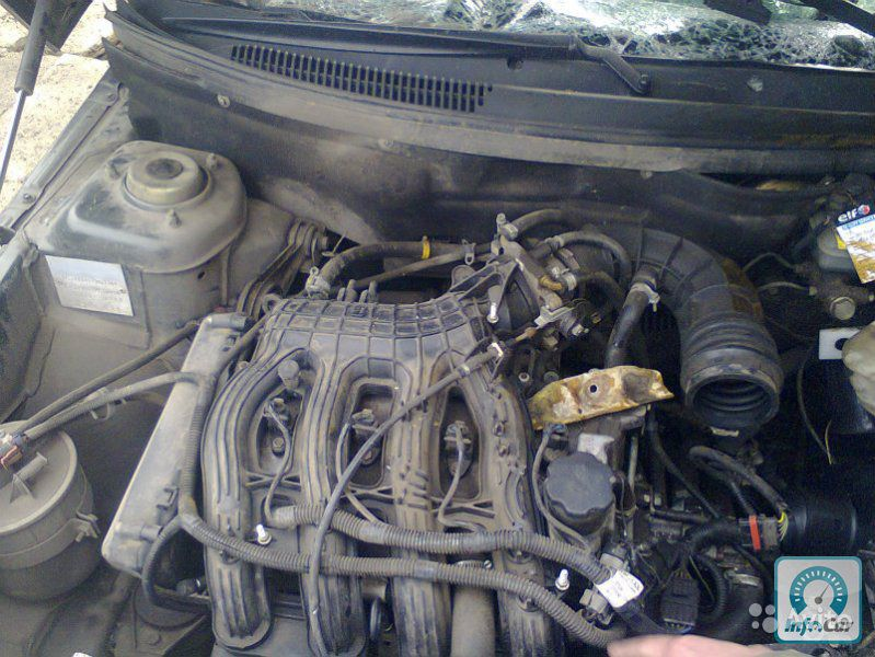 Фото №17 - неисправности ВАЗ 2110 16 клапанов инжектор