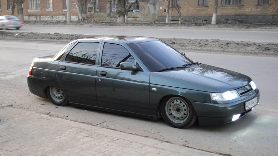 Фото №12 - воет коробка передач ВАЗ 2110