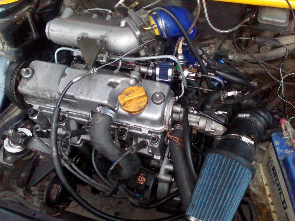 Фото №1 - как поменять регулятор давления топлива на ВАЗ 2110 8 клапанов
