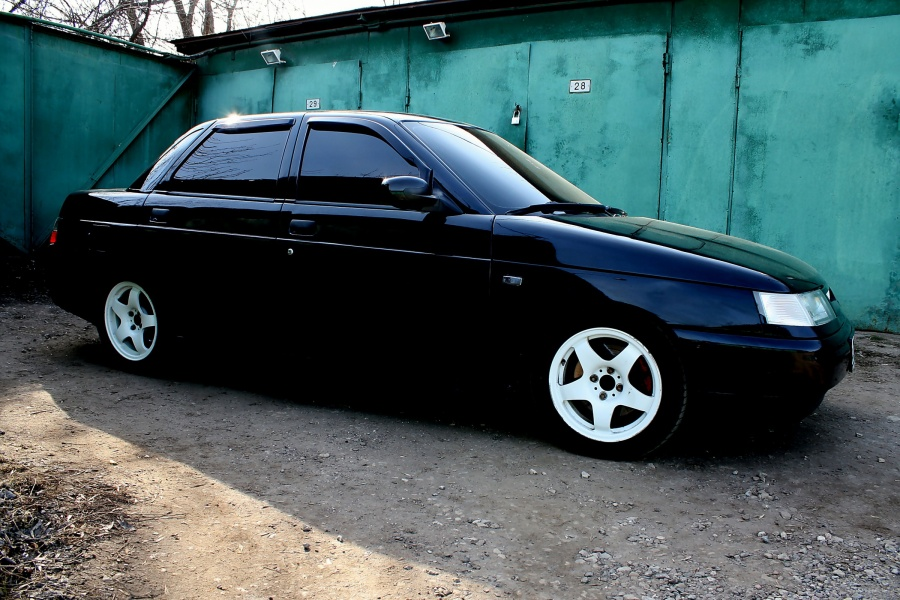 Фото №1 - ремкомплект рулевой рейки ВАЗ 2110