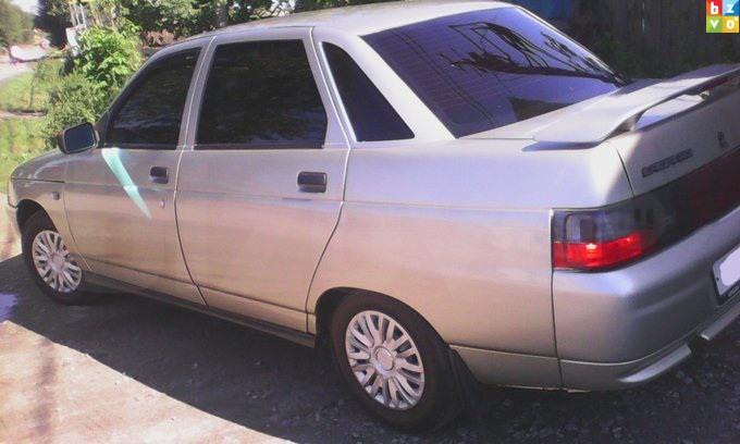 Фото №3 - воет коробка передач ВАЗ 2110