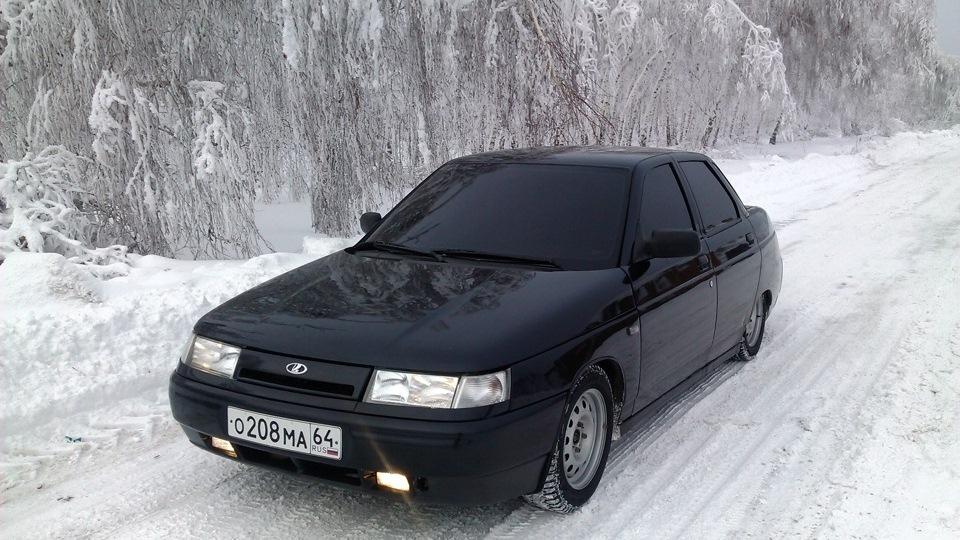 Фото №1 - замена коробки передач ВАЗ 2110
