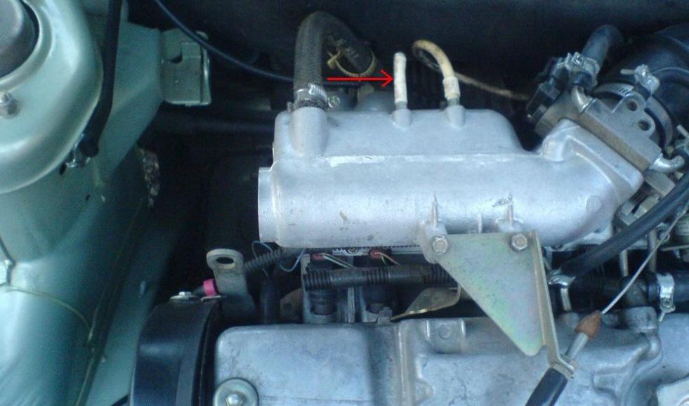 Фото №25 - ВАЗ 2110 8 клапанов топливный насос