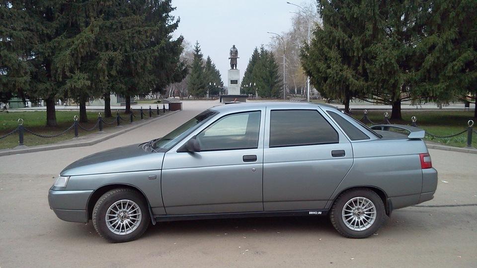 Фото №6 - воет коробка передач ВАЗ 2110
