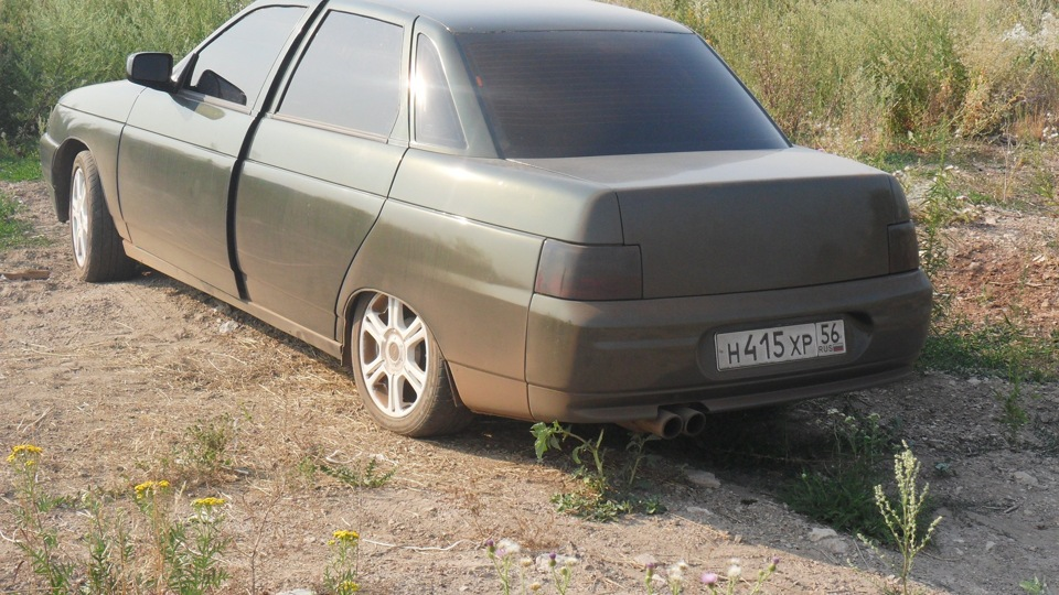 Фото №2 - ремонт автомобиля своими руками ВАЗ 2110