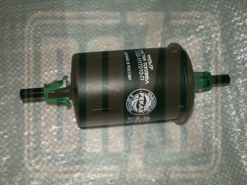 Фото №15 - как поменять топливный фильтр на ВАЗ 2110