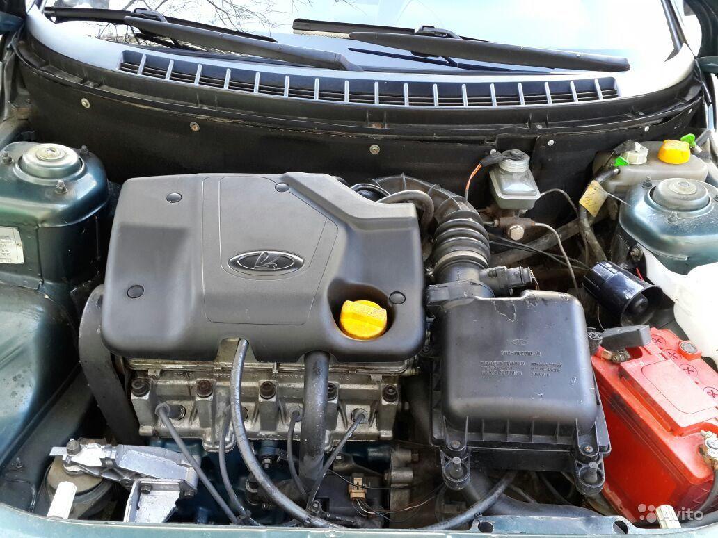 Фото №3 - датчики на ВАЗ 2110 инжектор 8 клапанов