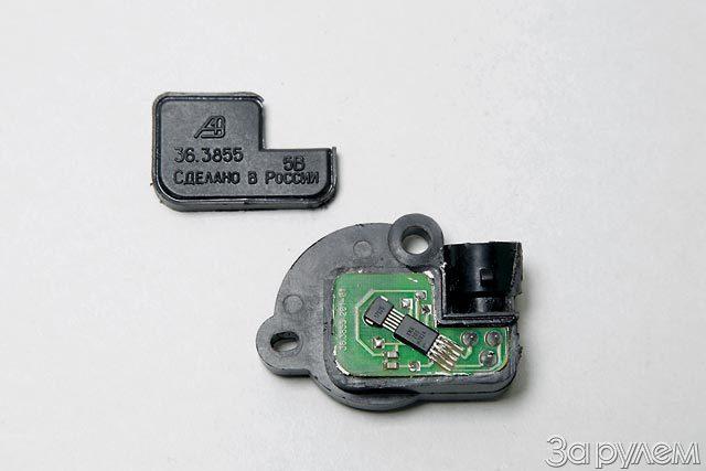 Фото №10 - как поменять датчик дроссельной заслонки на ВАЗ 2110